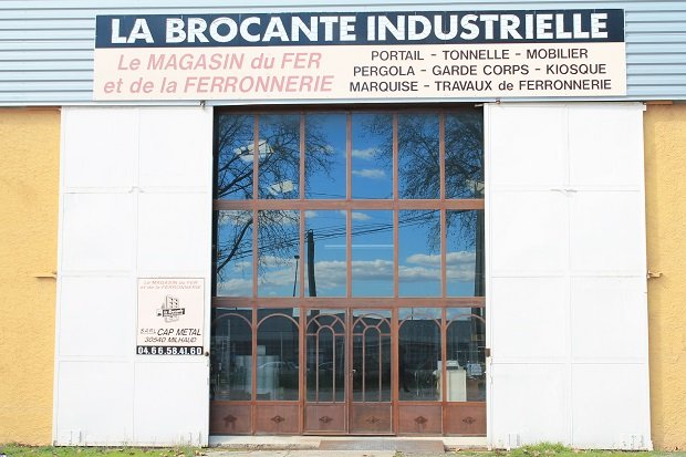 CAP METAL LA BROCANTE INDUSTRIELLE