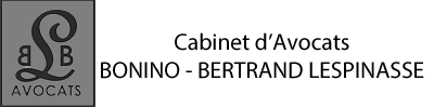 CABINET BONINO-BERTRAND LESPINASSE
