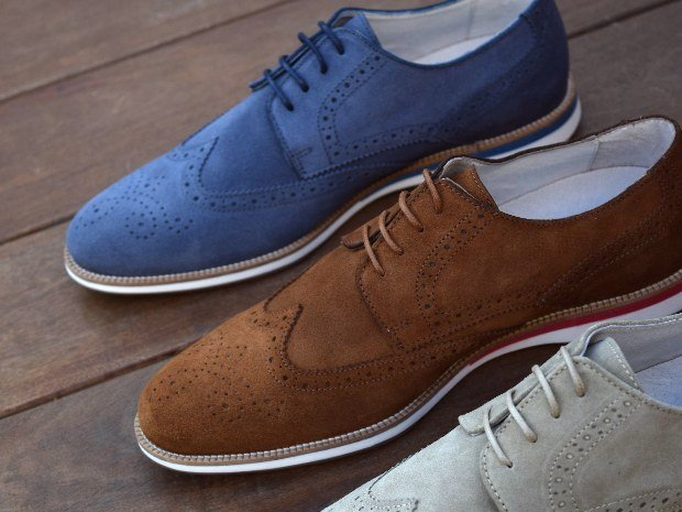Chaussure homme serge blanco