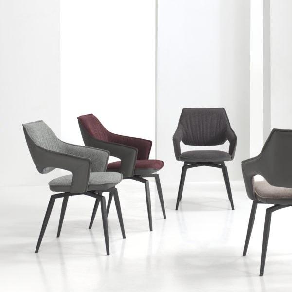 chaise pivotante cher