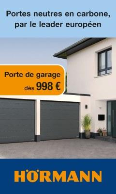 Promo portes de garage
