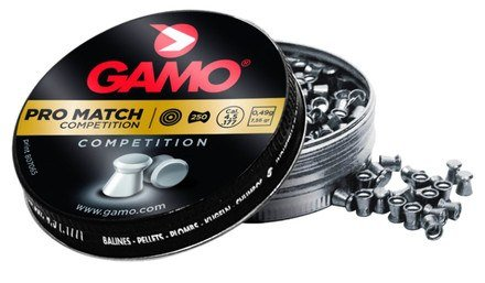 plombs gamo pro match competition