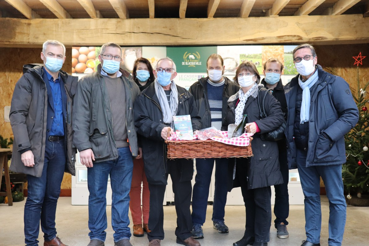 Panier solidaires