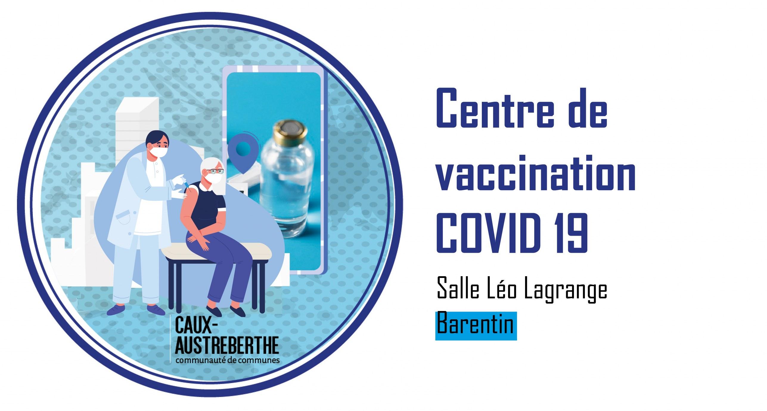 Logo vaccination-covid 19