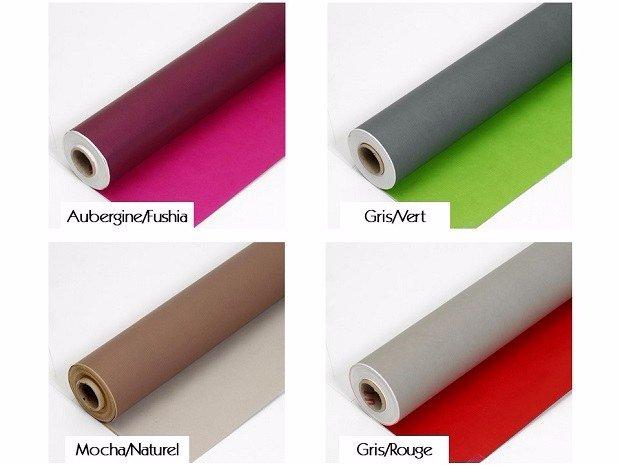 lps packaging - rouleau papier kraft couleur