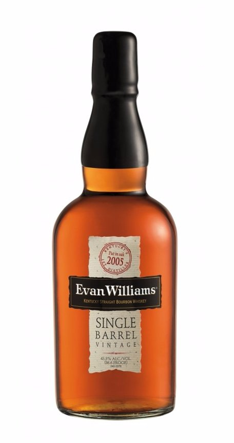 BOURBON EVAN WILLIAMS 2005 LA CENTRALE DES VINS