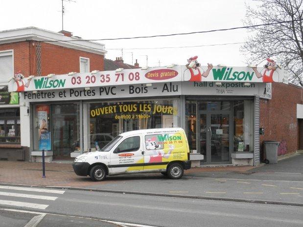 WILSON - La Chapelle d'Armentières