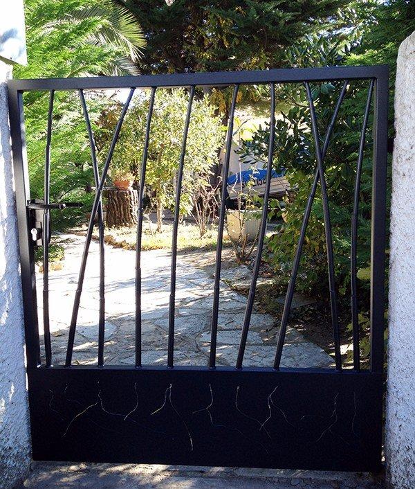 Portails portillons Montpelliers