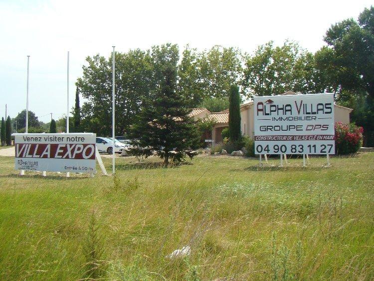 Villa temoin