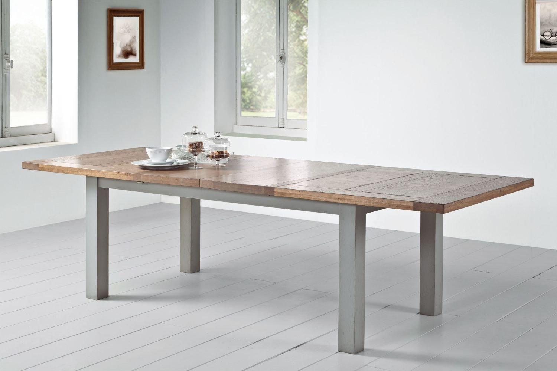 table avec allonge