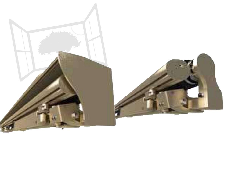 Store Loft cassette balcon toile dickson manuel motorisé