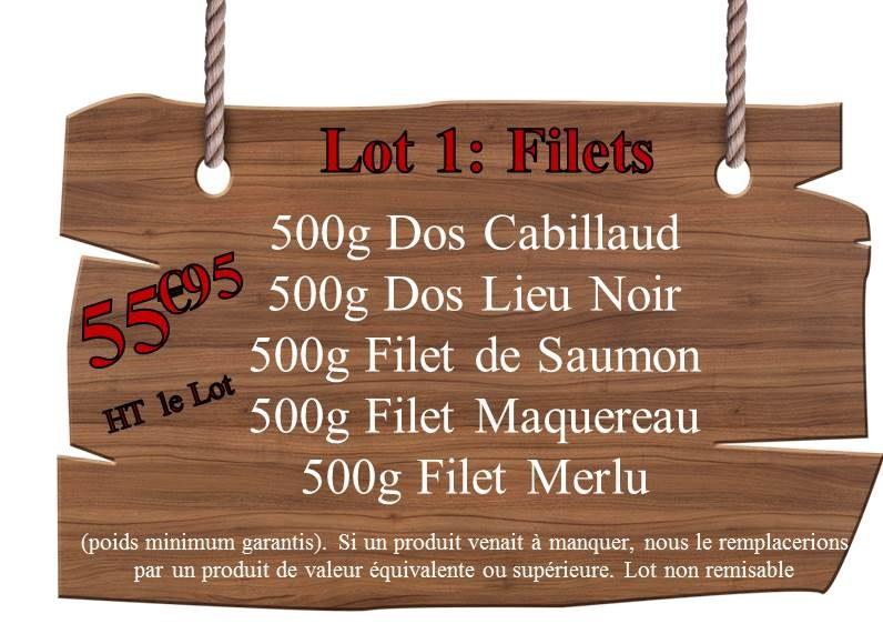 Lot 1 Filet