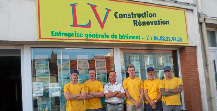 LV CONSTRUCTION RENOVATION