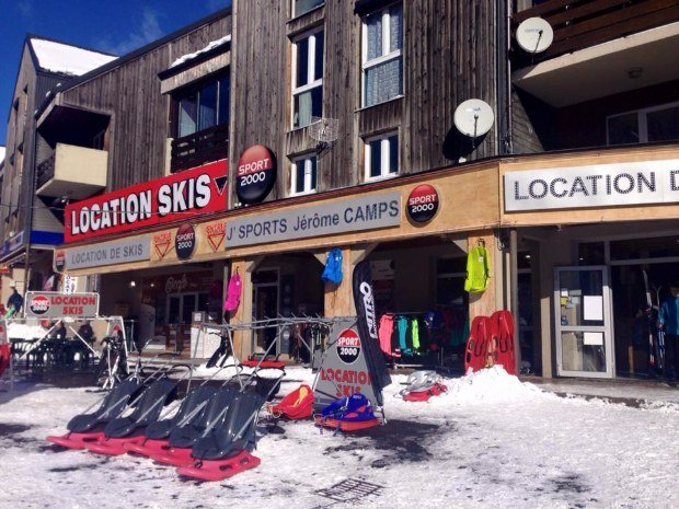 Location ski Lioran