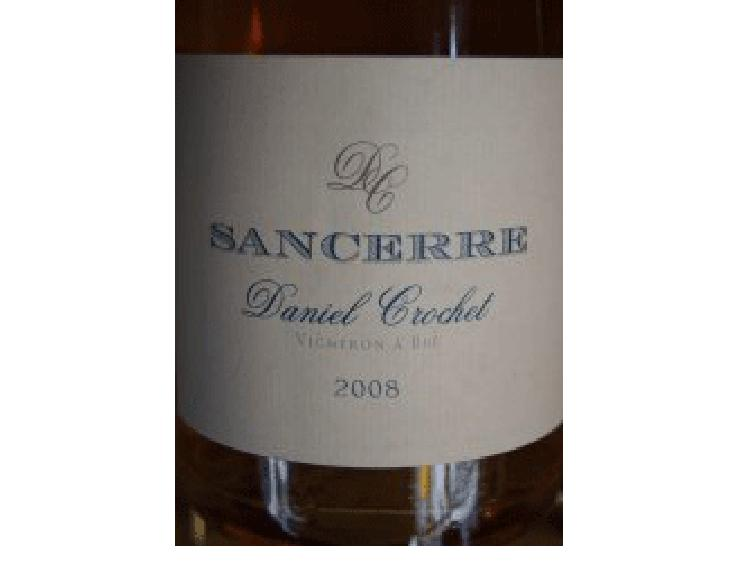 SANCERRE Daniel CROCHET ROSE