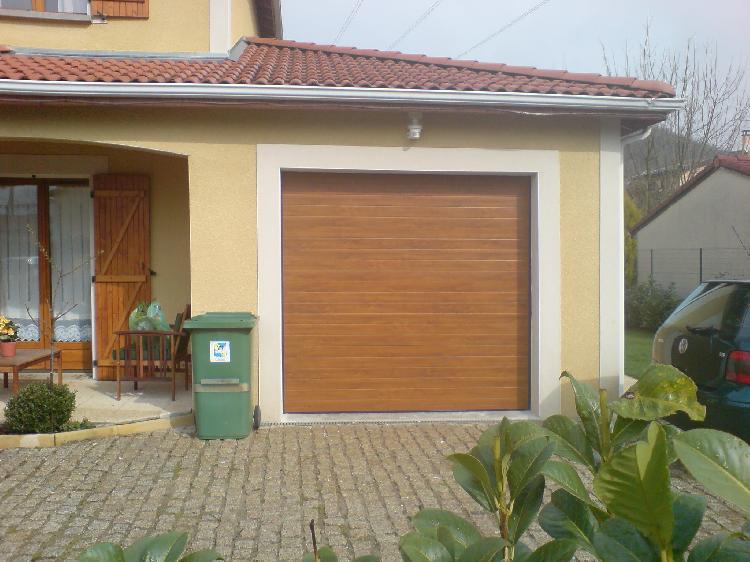 Portes de garage- portails