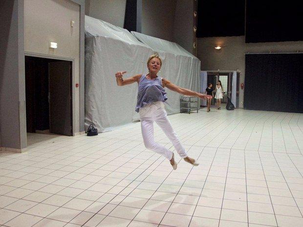 Cours particulier de danse