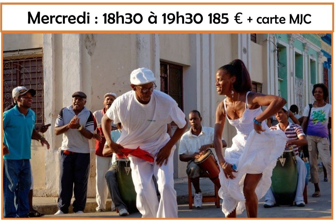 MEILLEURS COURS DANSES CUBAINES COUPLE SEUL MJC DES BLANCHETTES MACON 71000 SALSA PASO DOBLE BACHATA MAMBO REGGAETON