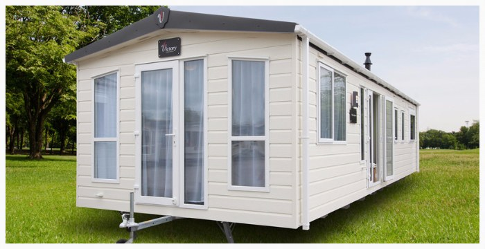 MOBIL HOME ANGLAIS VICTORY HARMONY LUXE 35/12 3CH