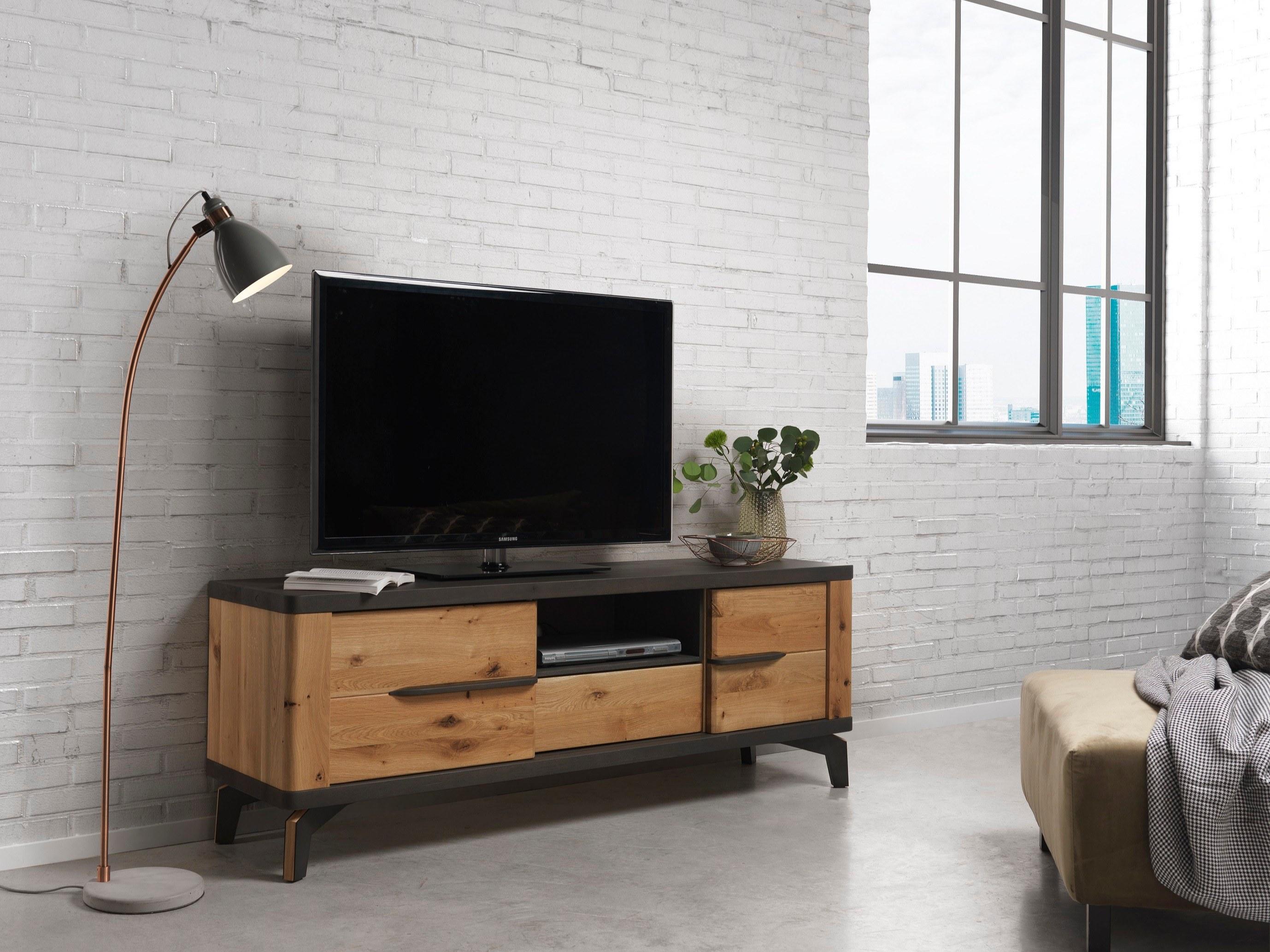 JASMIN meuble TV  2 portes