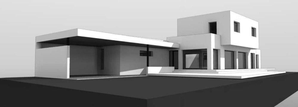 Maison contemporaine Nimes Gard