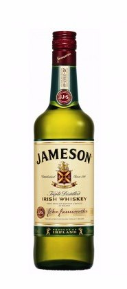 WHISKEY IRISH JAMESON LA CENTRALE DES VINS