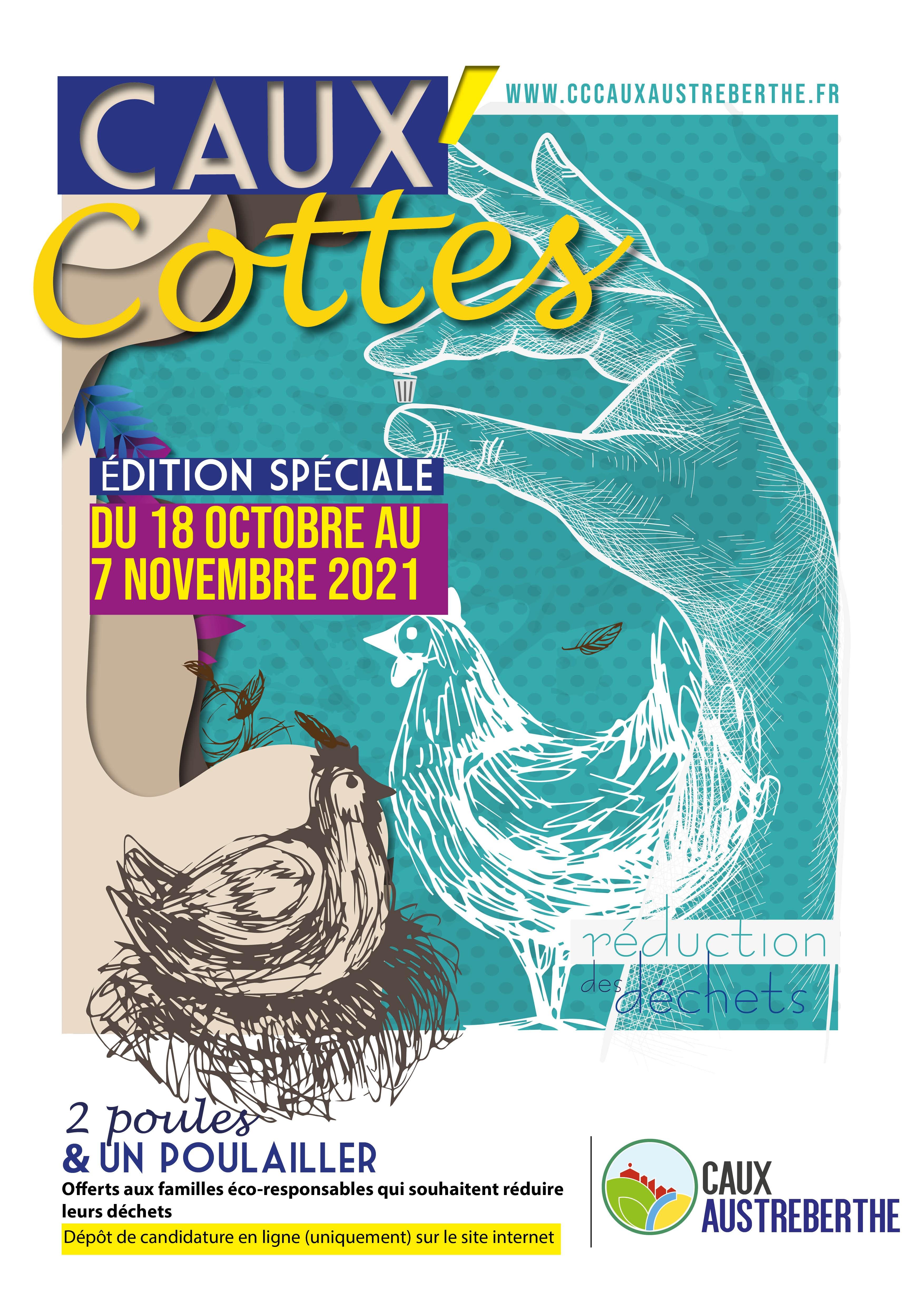 CAUX COTTES 20213