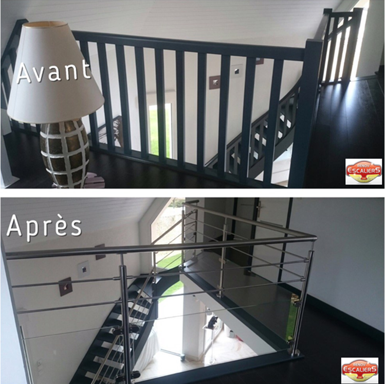 rénovation garde corps