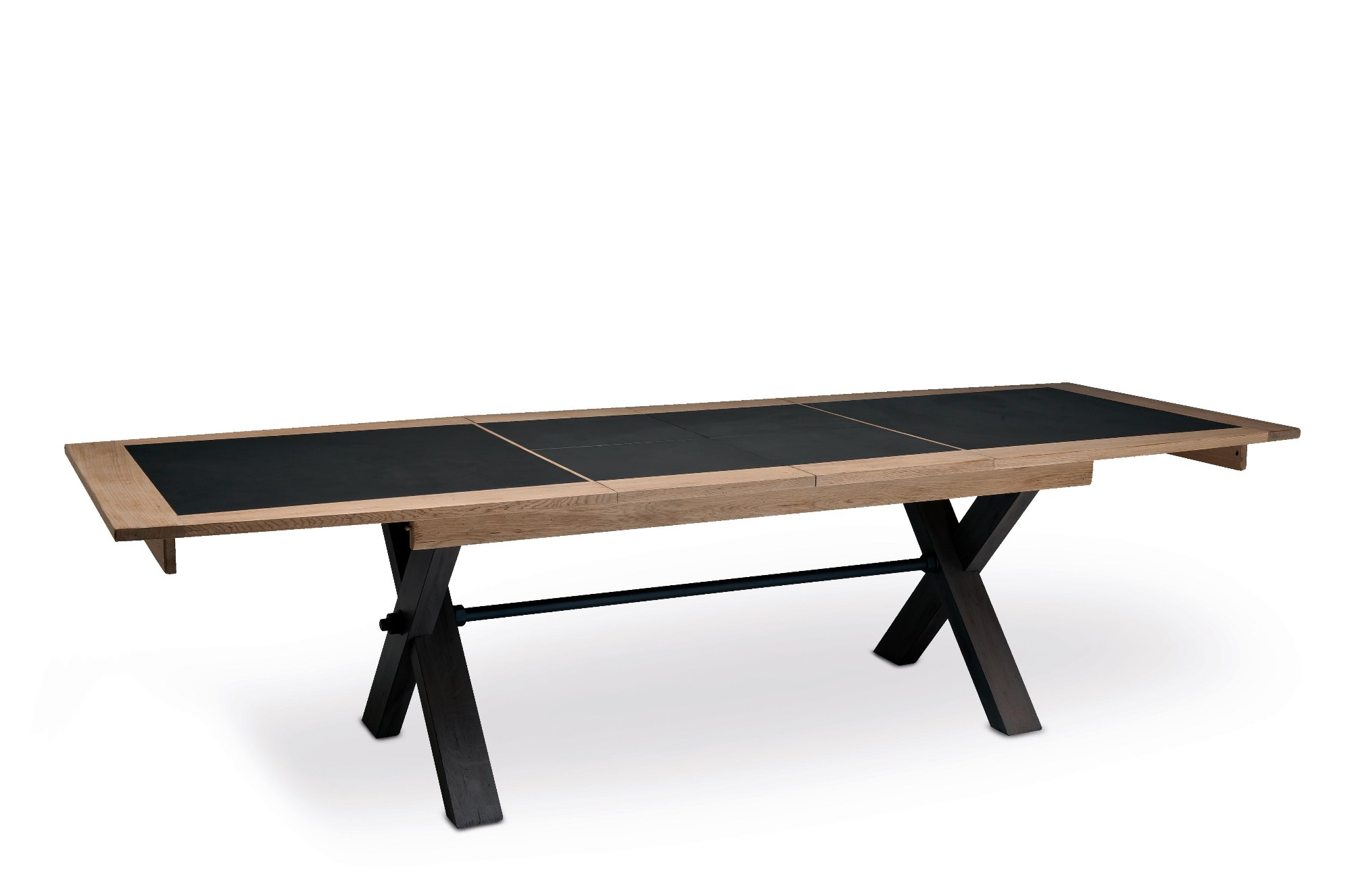 MAGELLAN TABLE PIED X ALLONGE