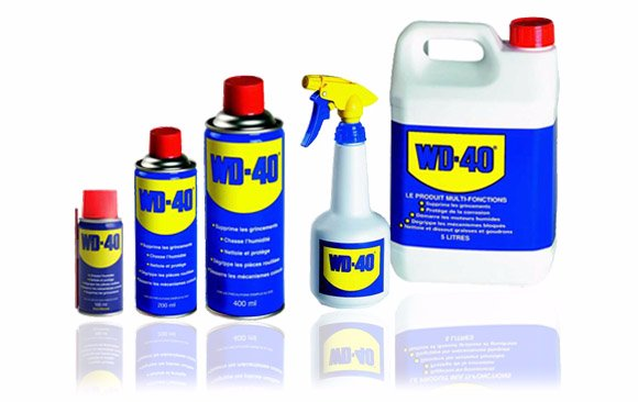GAMME WD40