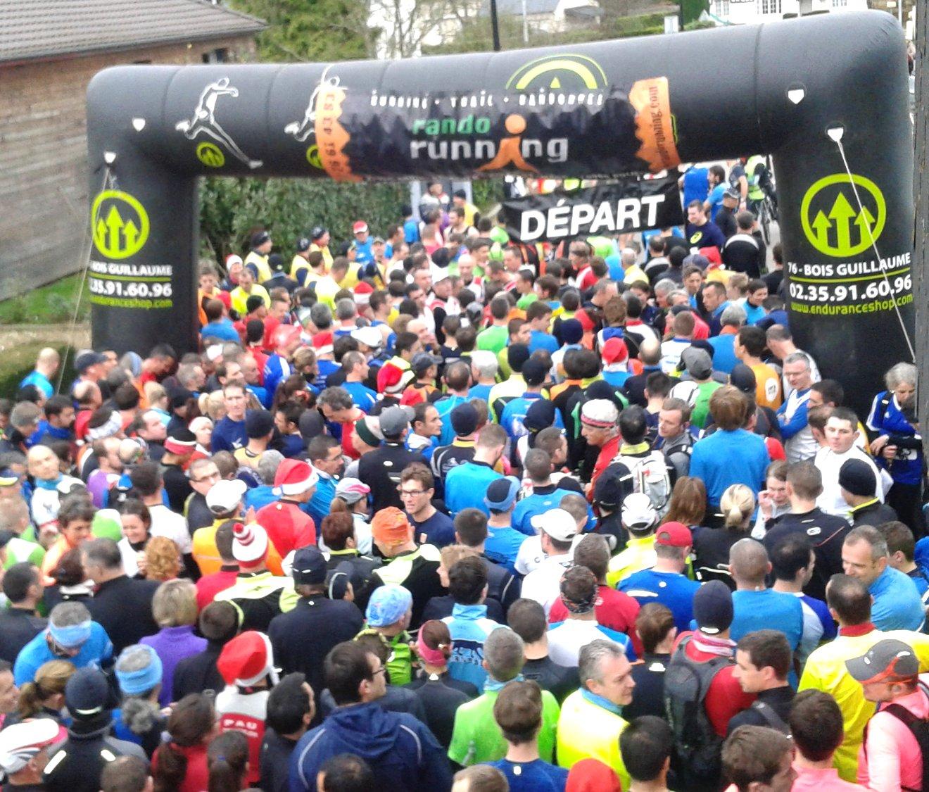 7,5 et 15 km 2017