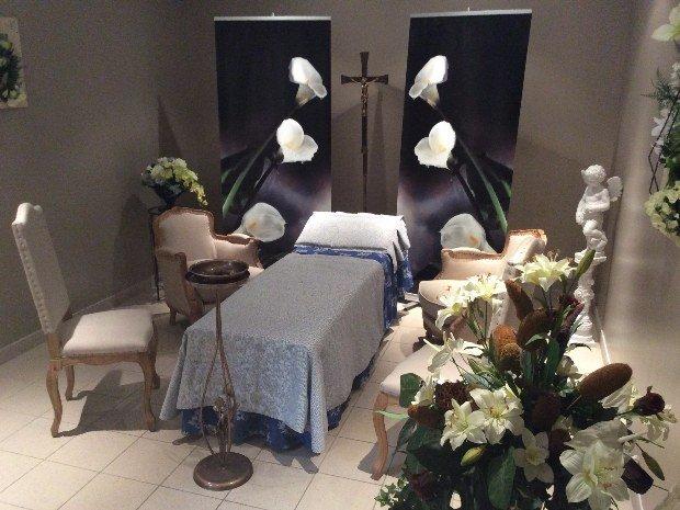 Chambres funéraires