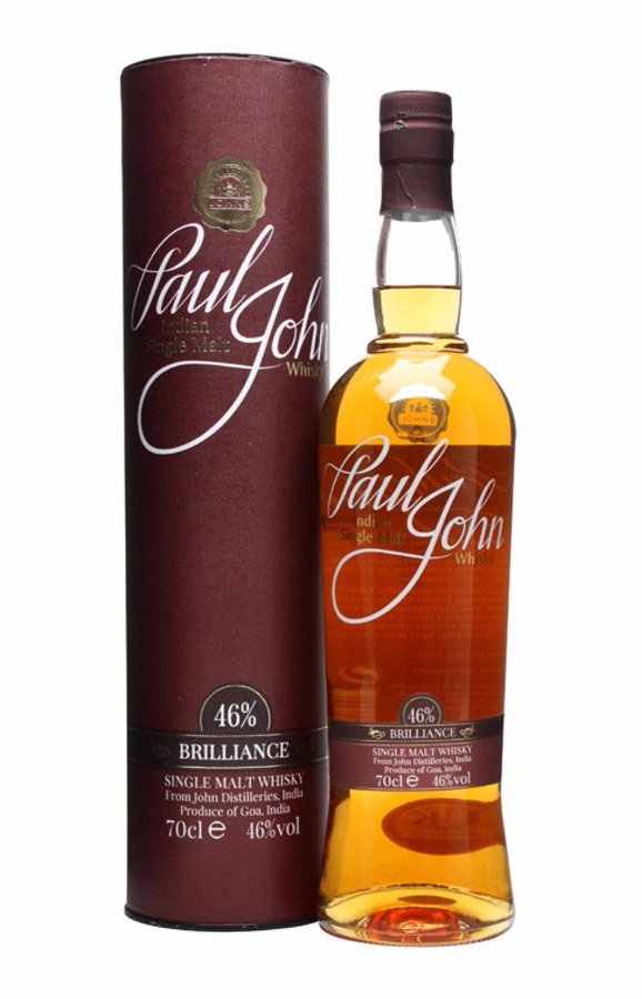 WHISKY PAUL JOHN BRILLIANCE LA CENTRALE DES VINS