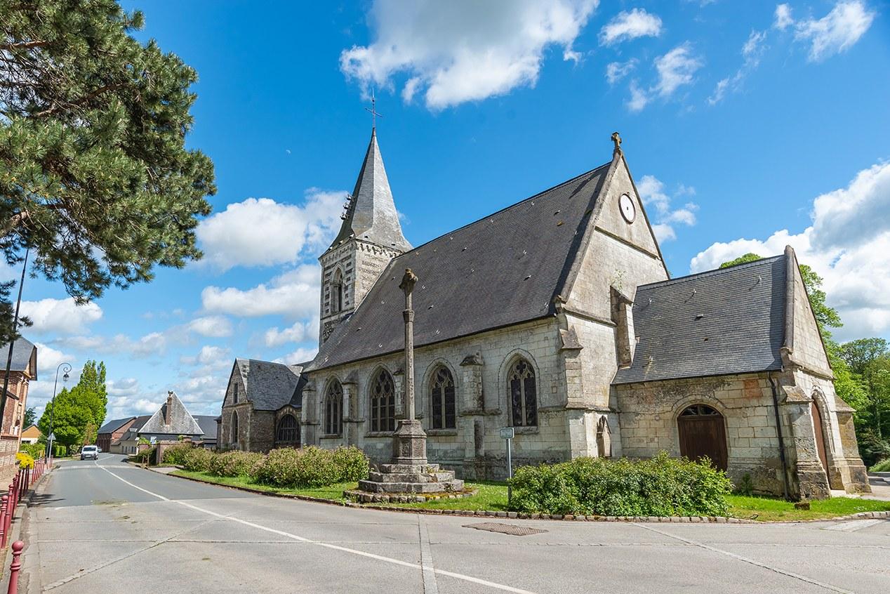 Eglise de Bouville - 006