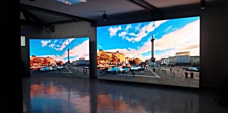 location mur d'images - Mk Prod and Event - Paris - Ledcast