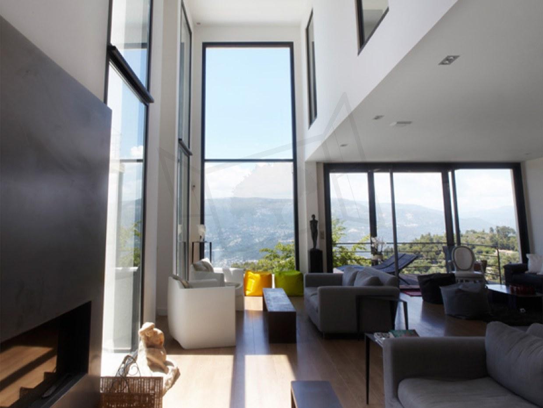 fenetre coulissant baie vitrée alu aluminium prefal esprit ouvertures design moderne