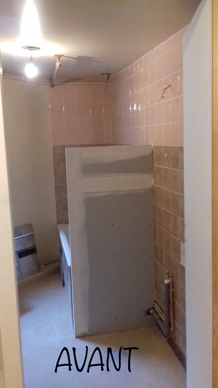 salle de bains renovation
