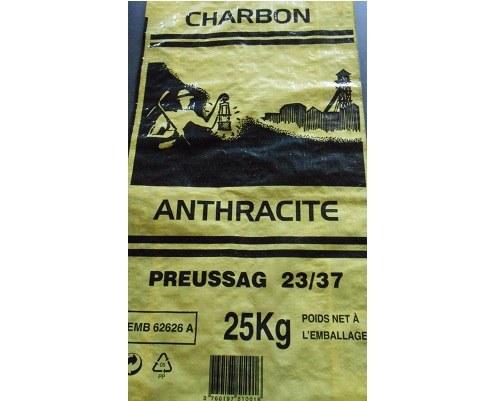 Charbon preussag - Mullet Combustibles - Avion