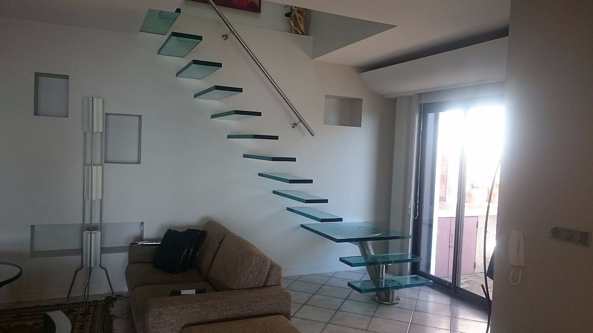 Fabrication escalier Montpellier Pro Metaux