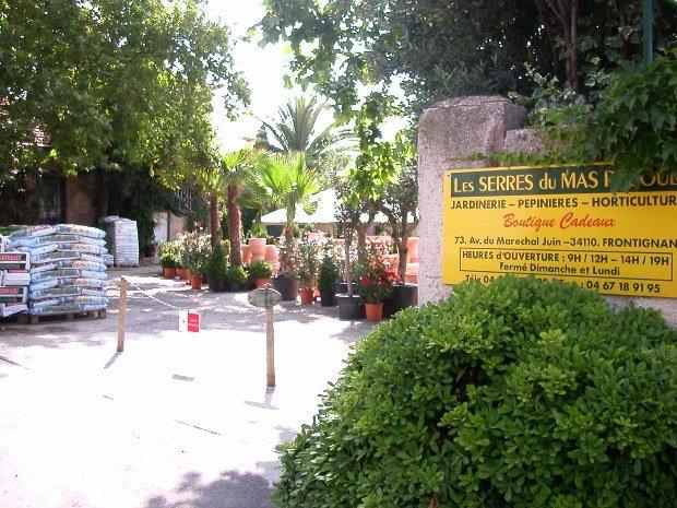 Jardinerie Frontignan