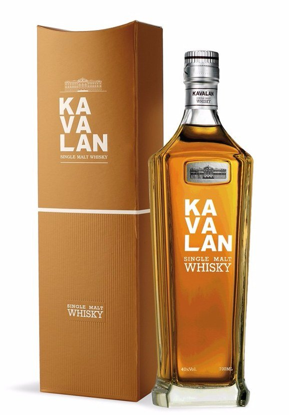 WHISKY KAVALAN SINGLE MALT LA CENTRALE DES VINS