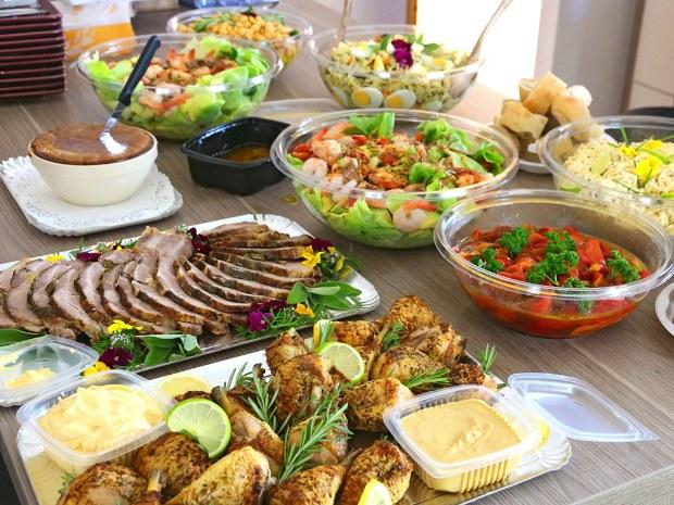 Traiteur pour séminaires et plateaux repas