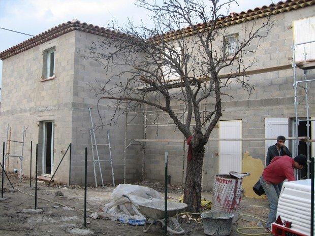 réalisation maison individuelle