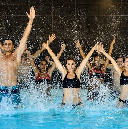 Aqua fitness Rouen