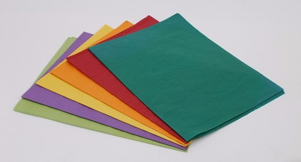 lps packaging - feuille de soie