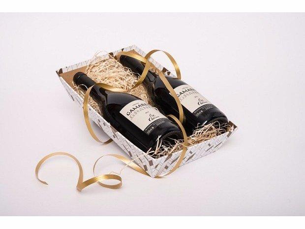 lps corbeille carton vin