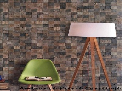 Mosaiques en bois