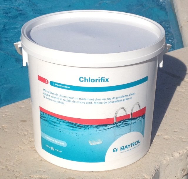 Chlorifix bayrol