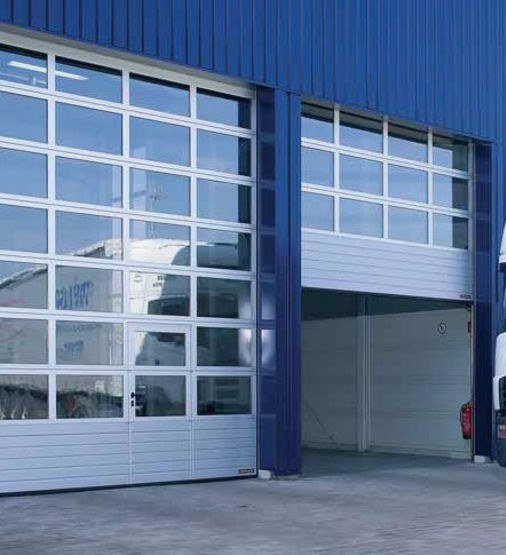 Portes industrielles APU F42