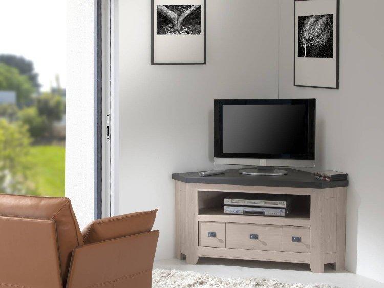 meuble tv d'angle